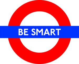Be Smart-Logo