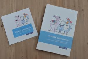 FREUNDE Gefühlekarten und Begleitheft ©SLfG