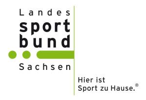 Logo LSB mit Slogan