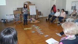 FREUNDE-Seminar mit Silke Müller in Plauen©SLfG