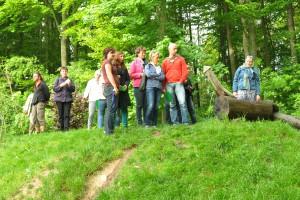 Exkursion_Entdeckerland Leubsdorf 19.05.2015©SLfG