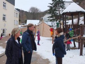 Grundschule Glashütte_Auditorenbegehung©SLfG