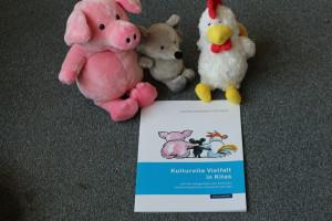 "FREUNDE-Fortbildungsmaterial ""Kulturelle Vielfalt in Kitas""©SLfG"