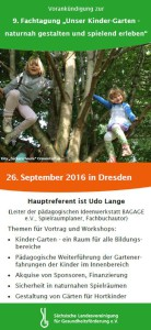 Save the date_9. Fachtagung