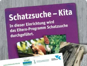 Schatzsuche-Siegel