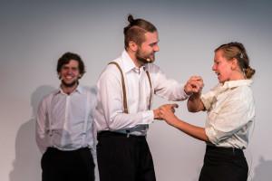 Improtheater©André Wirsig im Auftrag der SLfG