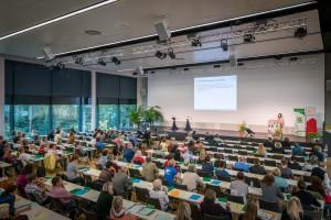 170 TeilnehmerInnen am 19. September 2016 im Tagungszentrum der DGUV ©André Wirsig im Auftrag der SLfG