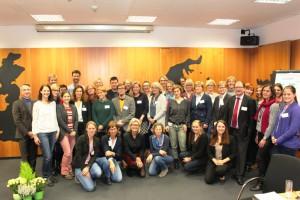 Teilnehmer des Vernetzungstreffen©Vernetzungsstelle