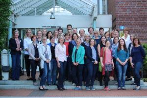 Treffen der Vernetzungsstellen Schul- und Kitaverpflegung mit dem NQZ-Team und Vertretern des Bundesernährungsministeriums in Kiel©Sorg/SLfG