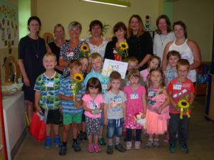 FREUNDE-Auszeichnung in Lengenfeld©Irfersgrüner Kinderstübchen