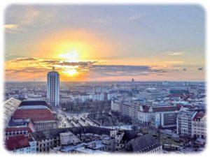 Blick auf Leipzig © Pixabay, christian46562