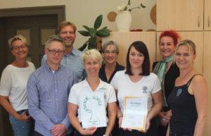 Die Internationale Schule Glauchau - zum 2. Mal rezertifiziert!©SLfG