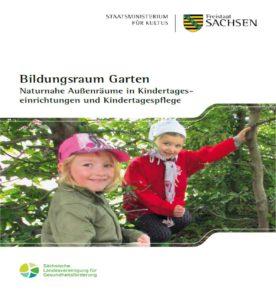 "Bild ""Bildungsraum Garten"" Broschüre"