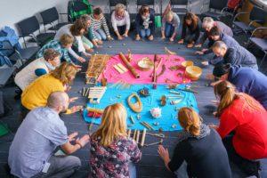Workshop im Rahmen der 11. Fachtagung©André Wirsig im Auftrag der SLfG