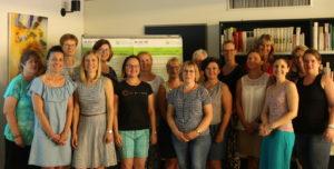 Teilnehmerkreis des Kick-Off-Workshops©SLfG