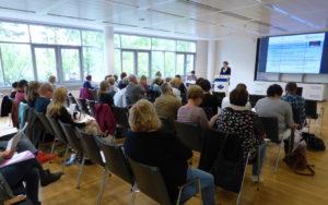 Informations- und Vernetzungsstelle bei der stationären Fachbereichskonferenz der Parität©Deutscher Paritätischer Wohlfahrtsverband LV Sachsen e. V.