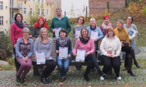 Teilnehmer*innen der Schatzsuche-Qualifizierung in Görlitz©SLfG