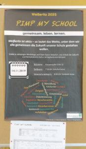 Weißeritzsgymnasium Pimp my school©SLfG