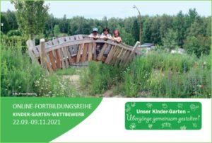 "Online-Fortbildungsreihe 2021, Foto © Kita ""St. Marien"" Marienberg"