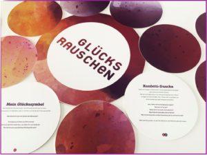 GLÜCKSRAUSCHEN-Karten © SLfG